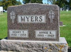 Henry Timothy Myers
