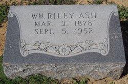 William Riley Ash