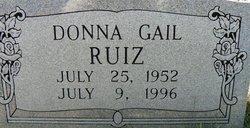 Donna Gail <i>Swofford</i> Ruiz