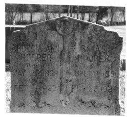 Ardecia Ann <i>Wheeler</i> Curtis Hooper