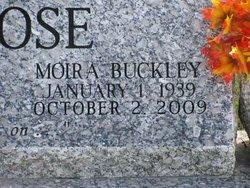 Moira <i>Buckley</i> Ambrose