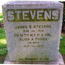 Alida A <i>Fonda</i> Stevens