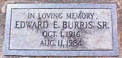 Edward Eugene Burris, Sr