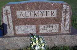 Loretta Rose <i>Daniels</i> Altmyer