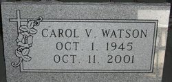 Carol Virginia <i>Temple</i> Watson
