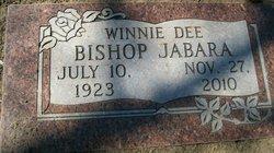 Winnie Dee <i>Spiers</i> Bishop/Jabara