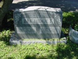 Florence Lillian Viola <i>Jaquet</i> Bechdolt