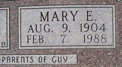 Mary E. Disney