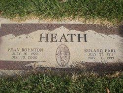 Fran <i>Boynton</i> Heath