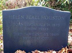 Mrs Helen Beall <i>Beall</i> Houston
