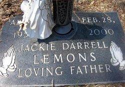 Jackie Darrell Lemons