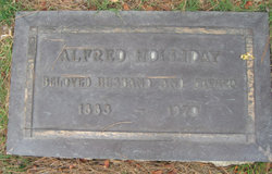 Alfred Holliday