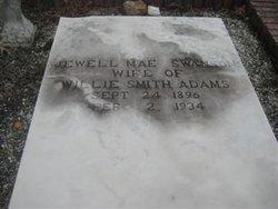 Jewell Mae <i>Swanson</i> Adams
