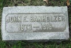John E. Banholzer