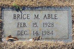 Brice M Abel