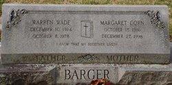 Margaret <i>Corn</i> Barger
