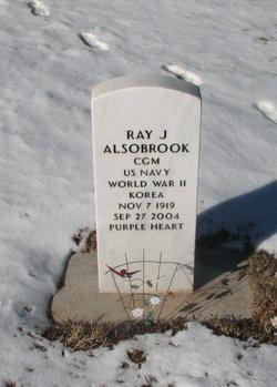 Ray J Alsobrook