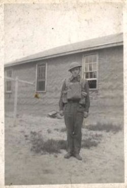 Pvt Thomas Richard Woodbury