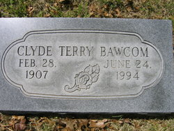 Clyde <i>Terry</i> Bawcom