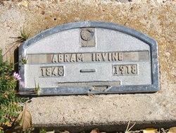 Abram Irvine