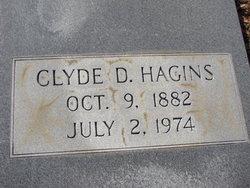 Julia Clyde <i>DeLoach</i> Hagins