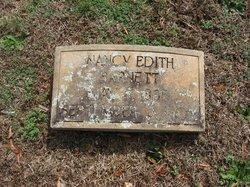Nancy Edith Nannie Barnett