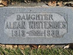 Alean Whitesides