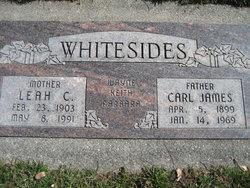 Leah <i>Cunningham</i> Whitesides