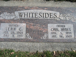 Carl James Whitesides
