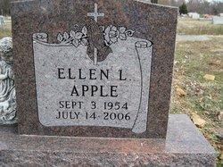 Ellen <i>Rogers</i> Apple