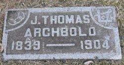 James Thomas Archbold