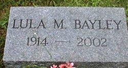 Lula M Bayley