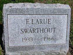 F Larue Swarthout