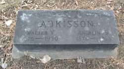 Walter Y Adkisson