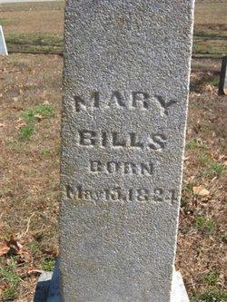 Mary <i>Pascal</i> Bills