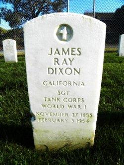 James Ray Dixon