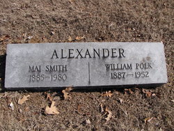 Mai <i>Smith</i> Alexander
