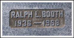 Ralph L Booth