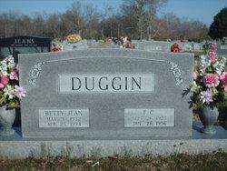 F C Duggin
