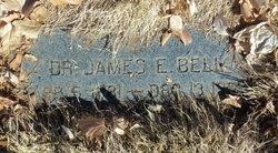 Dr James Edgar Bell