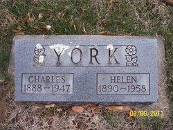 Charles Edgar York