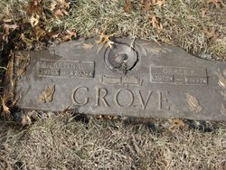 Grace Evelyn <i>Spangenberg</i> Grove