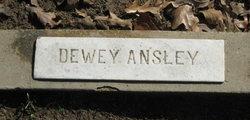 Dewey Hobson Ansley