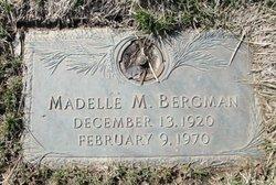Madelle <i>Mansker</i> Bergmann