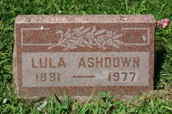 Lulu Alvira <i>Adams</i> Ashdown