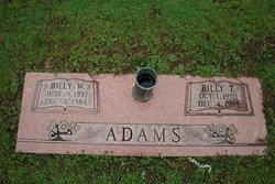 Billy Terrell Adams