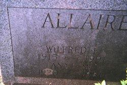 Wilfred F Allaire
