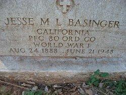 Jesse Millired Logan Basinger