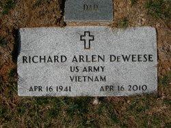 Richard Arlen DeWeese