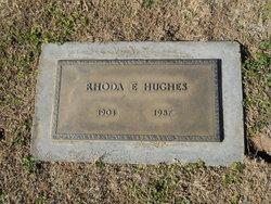 Rhoda E. Hughes